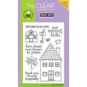 Clear Stamp - Mi Casa CL389
