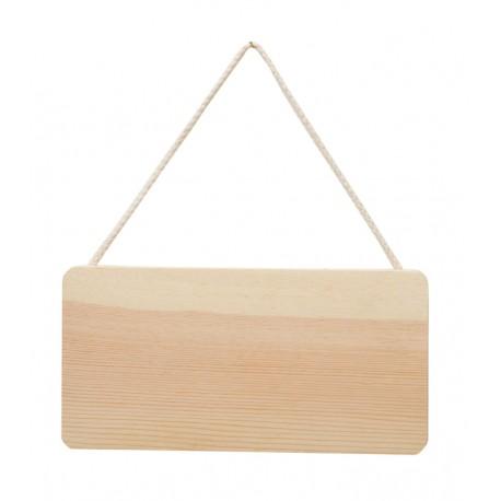 Tabla de madera 21x11cm