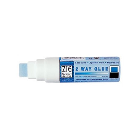 ZIG 2 Way Glue - Punta Jumbo