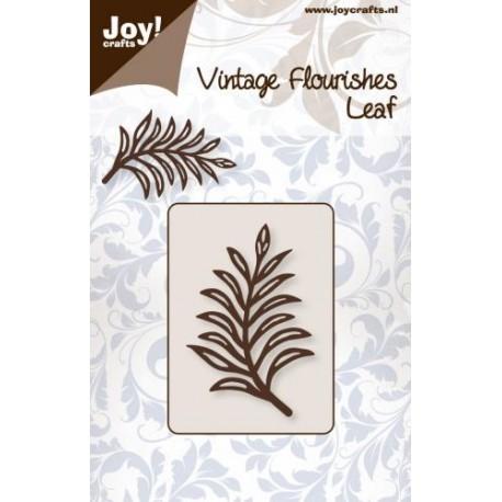 Troquel Joy Crafts Vintage Flourishes Ramita III
