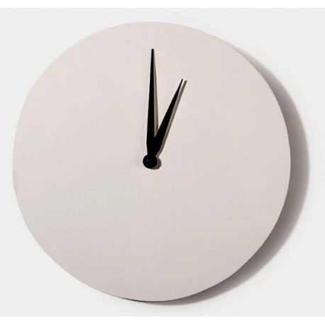 Reloj MDF Redondo