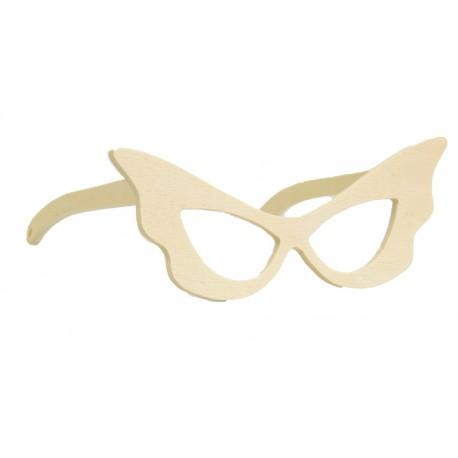 Gafas Madera Mariposas