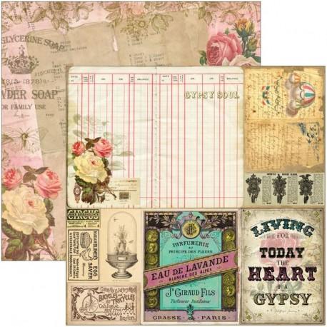 Junque Gypsy - Dolce Vita