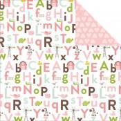 Bundle Of Joy Baby Girl - Alphabet