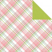 Bundle Of Joy Baby Girl - Plaid