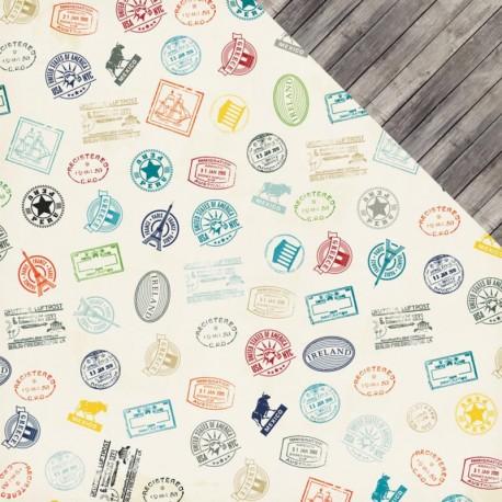Jack & Jill Boy - Stamps