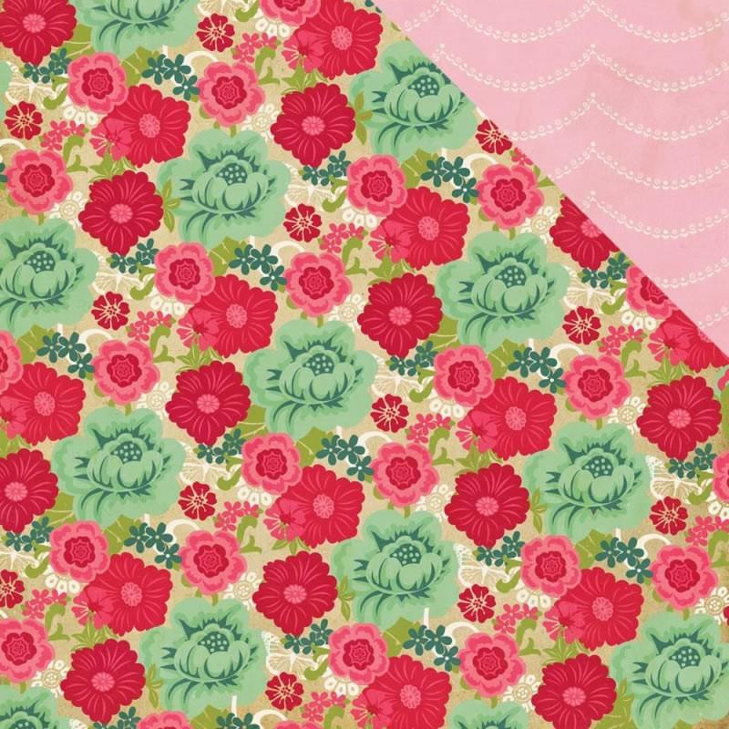 Jack & Jill Girl - Floral