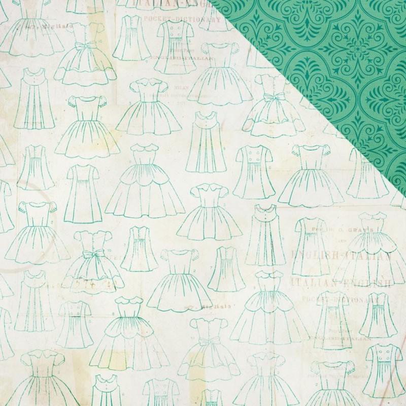 Jack & Jill Girl - Dress Pattern