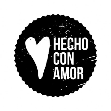 Sello caucho Con Amor
