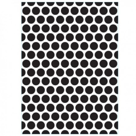 Embossing folder - Large Dot