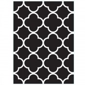 Embossing folder - Quaterfoil