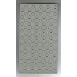 Placa relieve para metal - Lunares