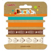 Basik & Ko Decorative Ribbons