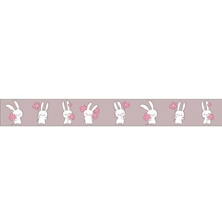 Craft Tape Bunny