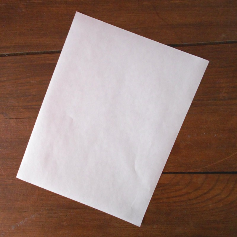Hoja Freezer paper