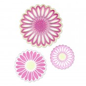 Framelits Die Set - Flowers, Scallop by Paula Pascual