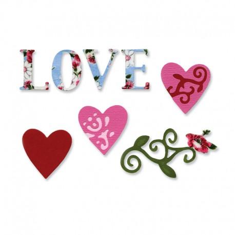 Sizzlits - Love set 3