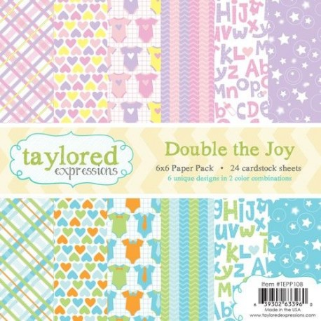 Double The Joy Paper Pack