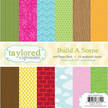Build A Scene Paper Pack