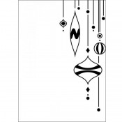 Embossing folder - Ornament