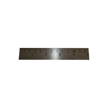 regla de metal40cm