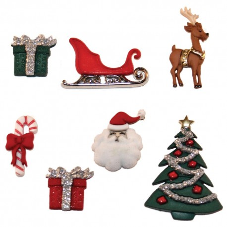 Christmas Eve Embellishments