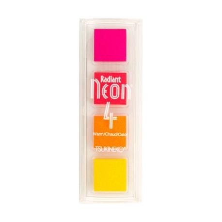 Radiant Neon 4 Warm