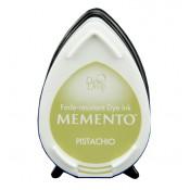 Tampón de tinta Memento Dew Drop Pistachio de Tsukineko