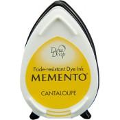 Tampón de tinta Memento Dew Drop Cantaloupe de Tsukineko