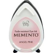 Tampón de tinta Memento Dew Drop Angel Pink de Tsukineko