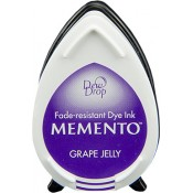 Tampón de tinta Memento Dew Drop Grape Jelly de Tsukineko