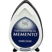 Tampón de tinta Memento Dew Drop Paris Dusk de Tsukineko