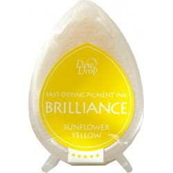 Brillance Dew Drop - Sunflower Yellow