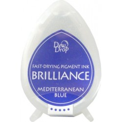 Brillance Dew Drop - Mediterranean Blue