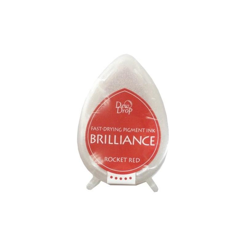 Brillance Dew Drop - Rocket Red
