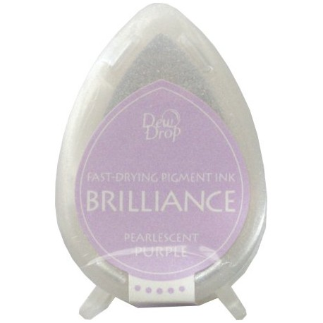 Brillance Dew Drop - Pearlescent Purple