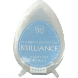 Brillance Dew Drop - Pearlescent Sky Blue