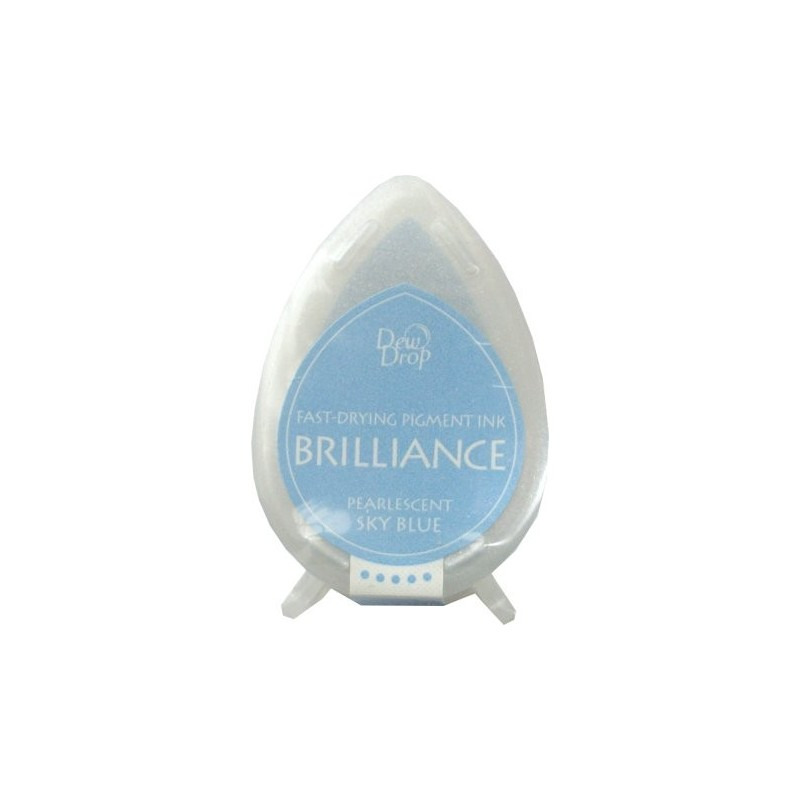 Brillance Dew Drop - Pearlescent Sky Blue