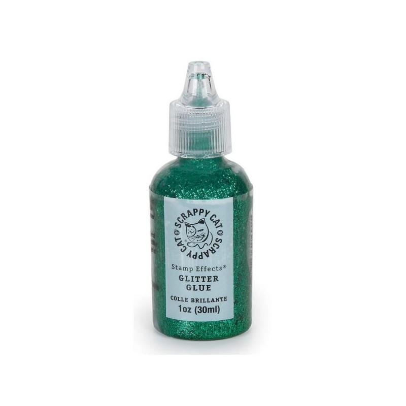 Glitter Glue - Verde