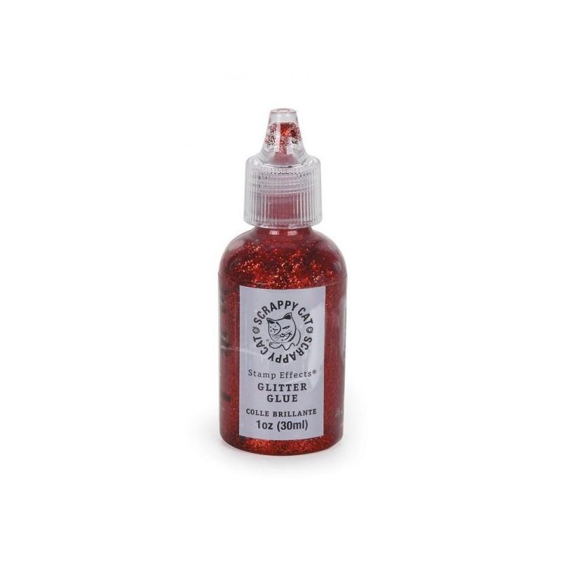 Glitter Glue - Rojo