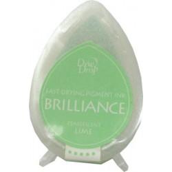 Brillance Dew Drop - Pearlescent Lime