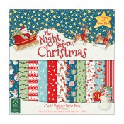 The Night Before Christmas 20x20