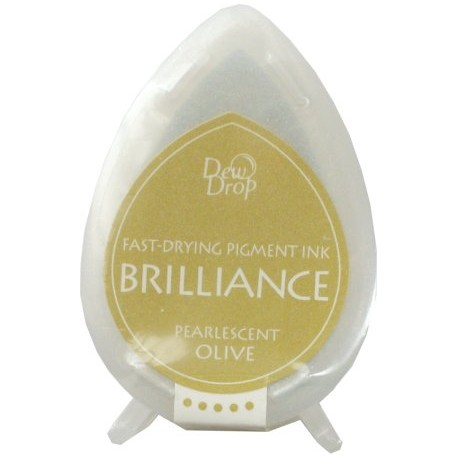 Brillance Dew Drop - Pearlescent Olive