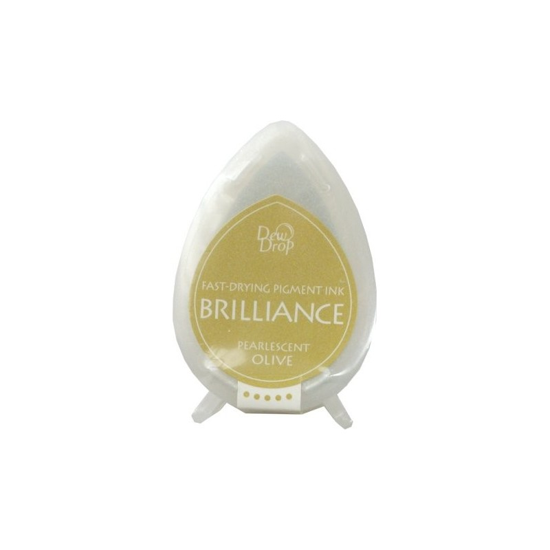 Brillance Dew Drop - Pearlescent Olive
