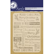 Carpeta de Relieve - Christmas Sentiments