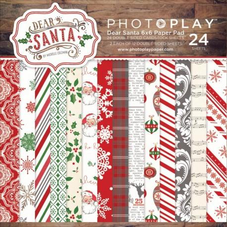 Dear Santa - 15x15 Paper Pad