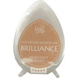Brillance Dew Drop - Pearlescent Rust
