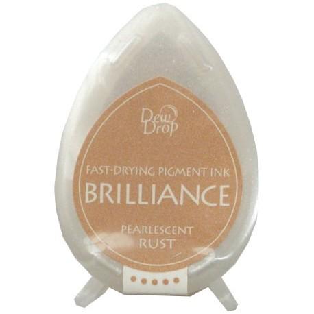 Brillance Dew Drop - Pearlescent Rust