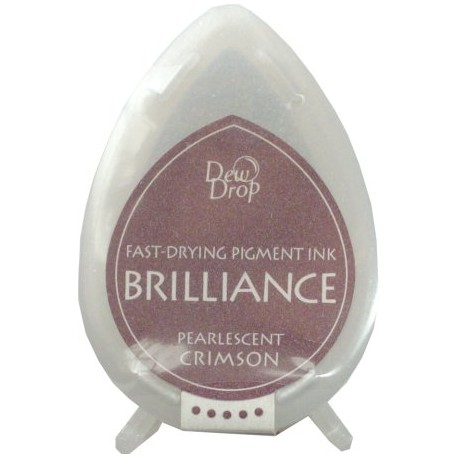 Brillance Dew Drop - Pearlescent Crimson