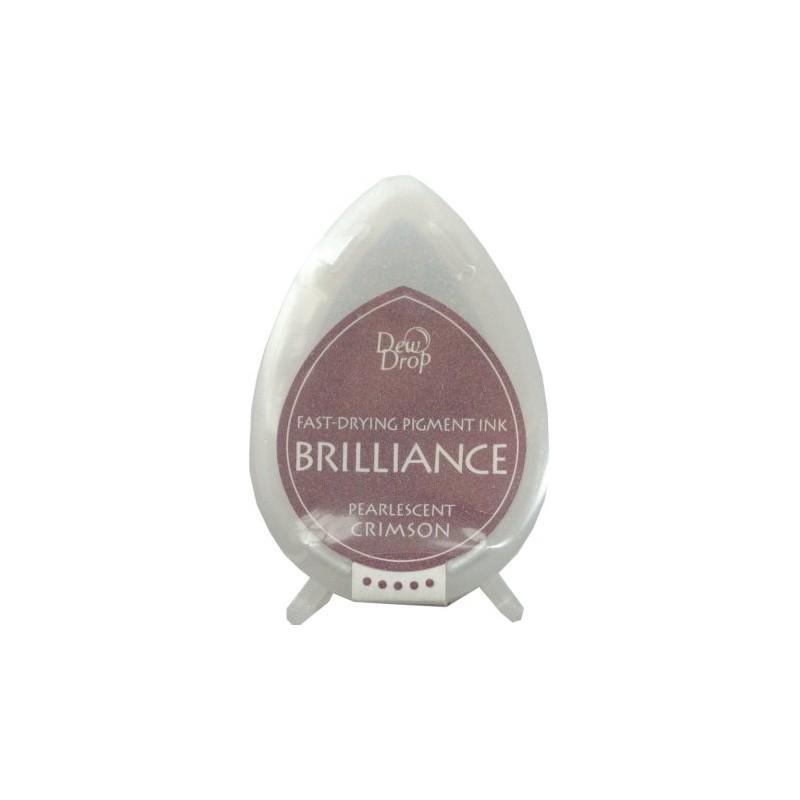 Brillance Dew Drop - Pearlescent Crimson